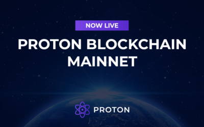 The Proton Mainnet has launched!