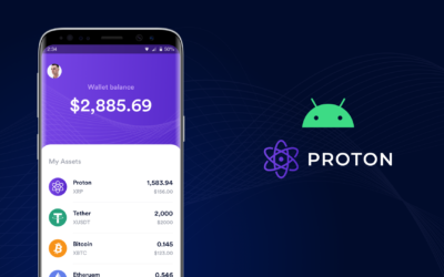 Proton Wallet Alpha is now available for download on Android