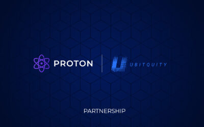 Ubitquity to integrate Proton for real estate transactions