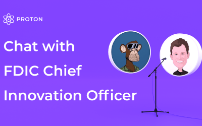 FDIC Chief Innovation Officer discusses the future of banking with Metal CEO Marshall Hayner