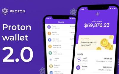 Coming Soon: Proton wallet 2.0