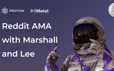 Every Q&A from the massive AMA on r/Cryptocurrency